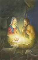 Mary and the Lamb