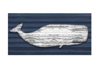 "Weathered Whale by Sparx Studio - 19"" x 13"" - $12.99"