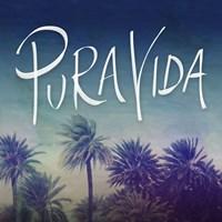 "Pura Vida by Leah Flores - 12"" x 12"""