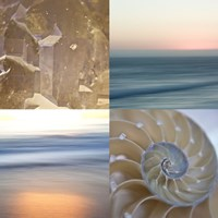 Kaleidoscope Of Memories III Fine Art Print