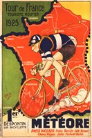 Tour de France 1925 by Red - various sizes