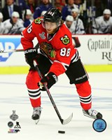 Patrick Kane Game 4 of the 2015 Stanley Cup Finals Fine Art Print