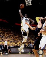 Draymond Green Game 1 of the 2015 NBA Finals Fine Art Print