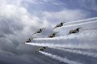Swedish Air Force display team by Daniel Karlsson - various sizes