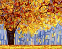 October Gold by Mandy Budan - various sizes