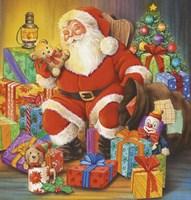 Santa And the Bears