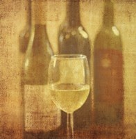 Wine Vignette III Fine Art Print