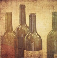 Wine Vignette IV Fine Art Print