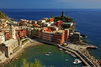 Vernazza by Siep Bueneker - various sizes, FulcrumGallery.com brand