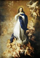 The Immaculate Conception of Soult Fine Art Print