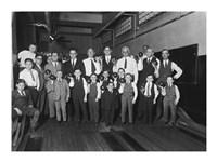 Bowling, 1924, 1924 - various sizes