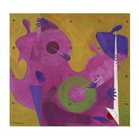 Jazz Fauves by Gil Mayers - various sizes