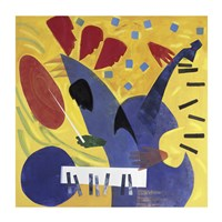 Perpetual Jazz by Gil Mayers - various sizes