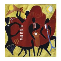 Apple Jazz by Gil Mayers - various sizes