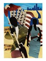 Freedom's Mission Fine Art Print