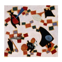 Untitled (Jazz Music) by Gil Mayers - various sizes
