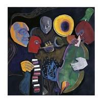 Jazz Velvet by Gil Mayers - various sizes