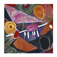 Piano II by Gil Mayers - various sizes