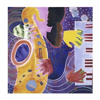 Piano III by Gil Mayers - various sizes