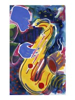 Hot Sax by Gil Mayers - various sizes