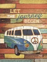 Let the Journey Begin Fine Art Print