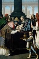 The Circumcision, 1638-1639 Fine Art Print