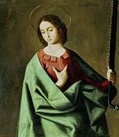 Saint Euphemia Fine Art Print