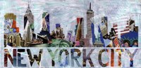 New York Fine Art Print