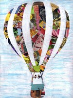 Hot Air Balloon Fine Art Print