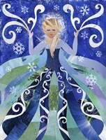Ice Queen Fine Art Print