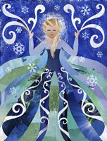 Ice Queen Fine Art Print