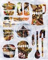 Kitchen Collection Fine Art Print