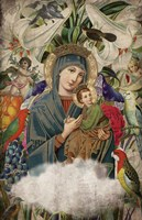 Madonna And Child by Elo Marc - various sizes