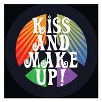 Kiss and Make Up Fine Art Print