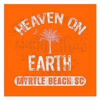 """Heaven on Earth - Myrtle Beach, SC by Jim Baldwin - 26"""" x 26"""" - $29.99"""