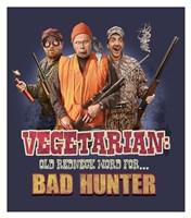 Redneck Vegetarian Fine Art Print