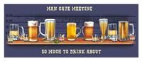 "Drink by Jim Baldwin - 37"" x 16"""