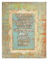 The Lords Prayer Fine Art Print