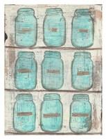 Jars Fine Art Print