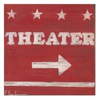 Theater Fine Art Print