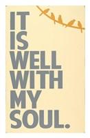 """It Is Well by Erin Deranja - 17"""" x 26"""""""