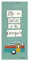 Camper Fine Art Print