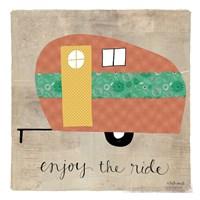 Enjoy the Ride Fine Art Print