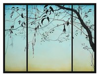 Blue Twilight Fine Art Print