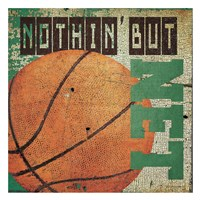 Nothin but net Fine Art Print