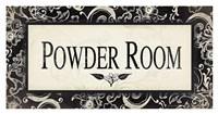 """Powder Room by Jo Moulton - 38"""" x 20"""""""