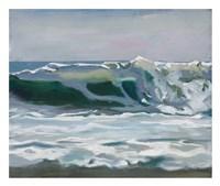 Shore Break 2 Fine Art Print