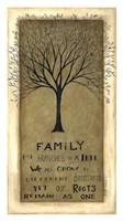 Family Tree Fine Art Print
