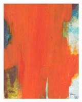 Orange Tide Fine Art Print
