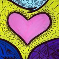 Heart 5 by Martin Nasim - various sizes